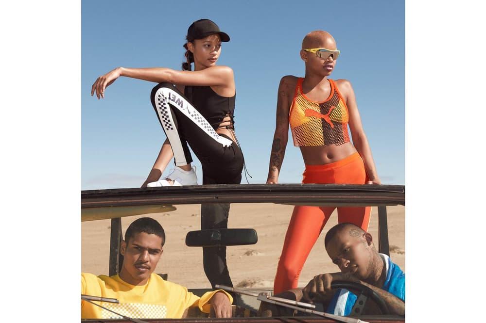 Rihanna Fenty PUMA Spring Summer 2018 Campaign