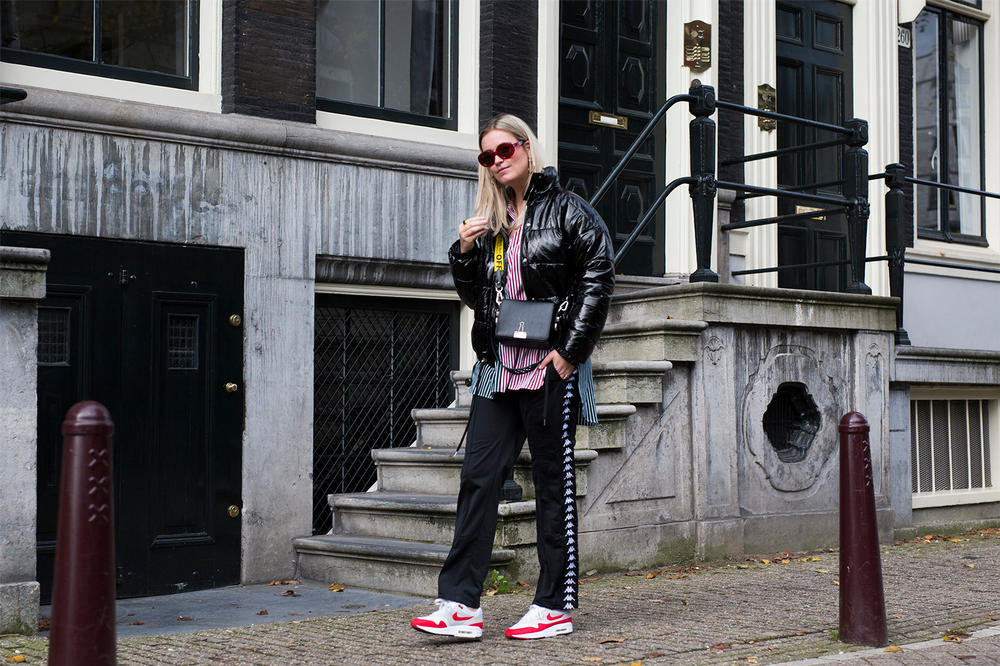 Sanne Poeze Girl on Kicks Amsterdam Netherlands Dutch Sneaker Blogger Collector Interview