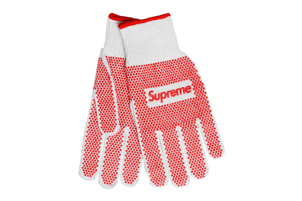 Supreme Spring Summer 2018 Accessories