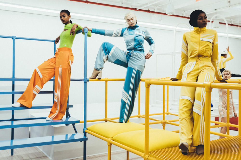 Daniëlle Cathari x adidas Originals Collection Tracksuits
