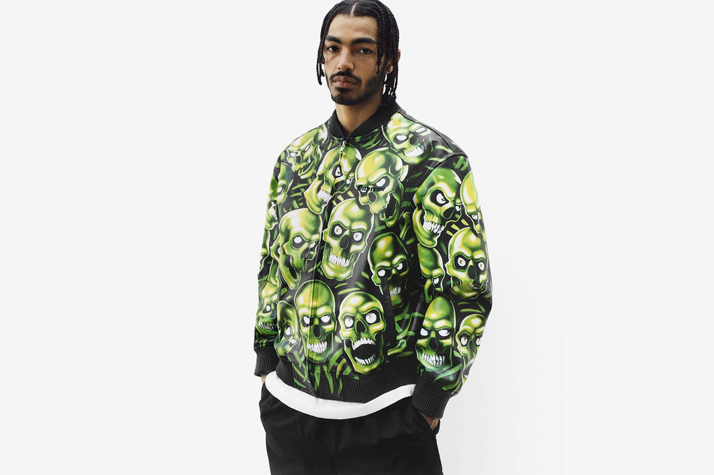 Supreme Spring/Summer 2018 Collection Lookbook Skull Jacket