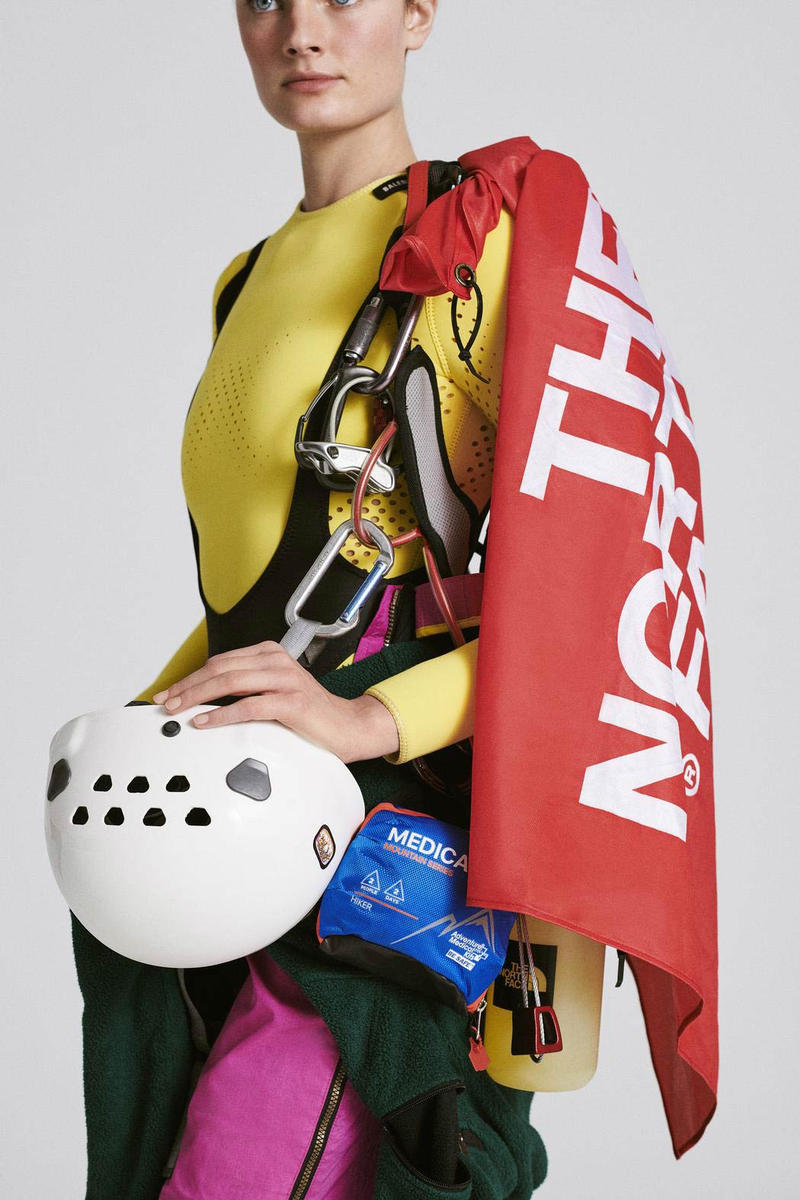 The North Face Archive GARAGE Editorial