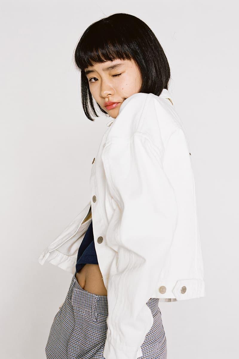 thisisneverthat Spring/Summer 2018 Lookbook Jacket White