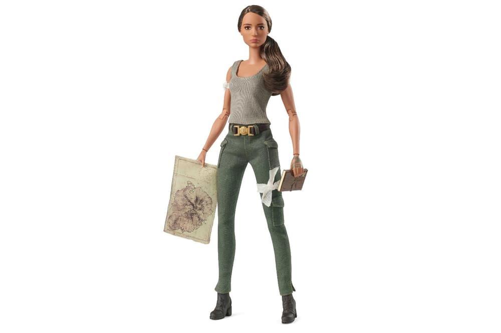 Tomb Raider Lara Croft Barbie