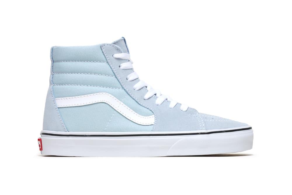 Vans Sk8-Hi Baby Blue