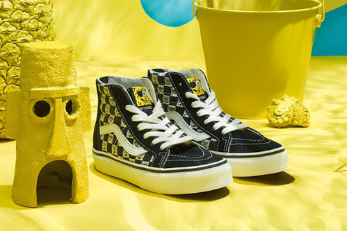 43ef5982c3a Your Childhood Dreams Will Come True With This SpongeBob Squarepants x Vans  Collection