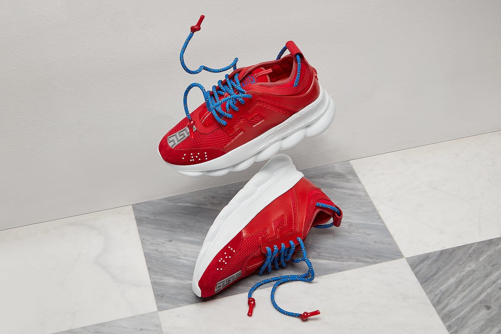 versace sneakers womens 2018