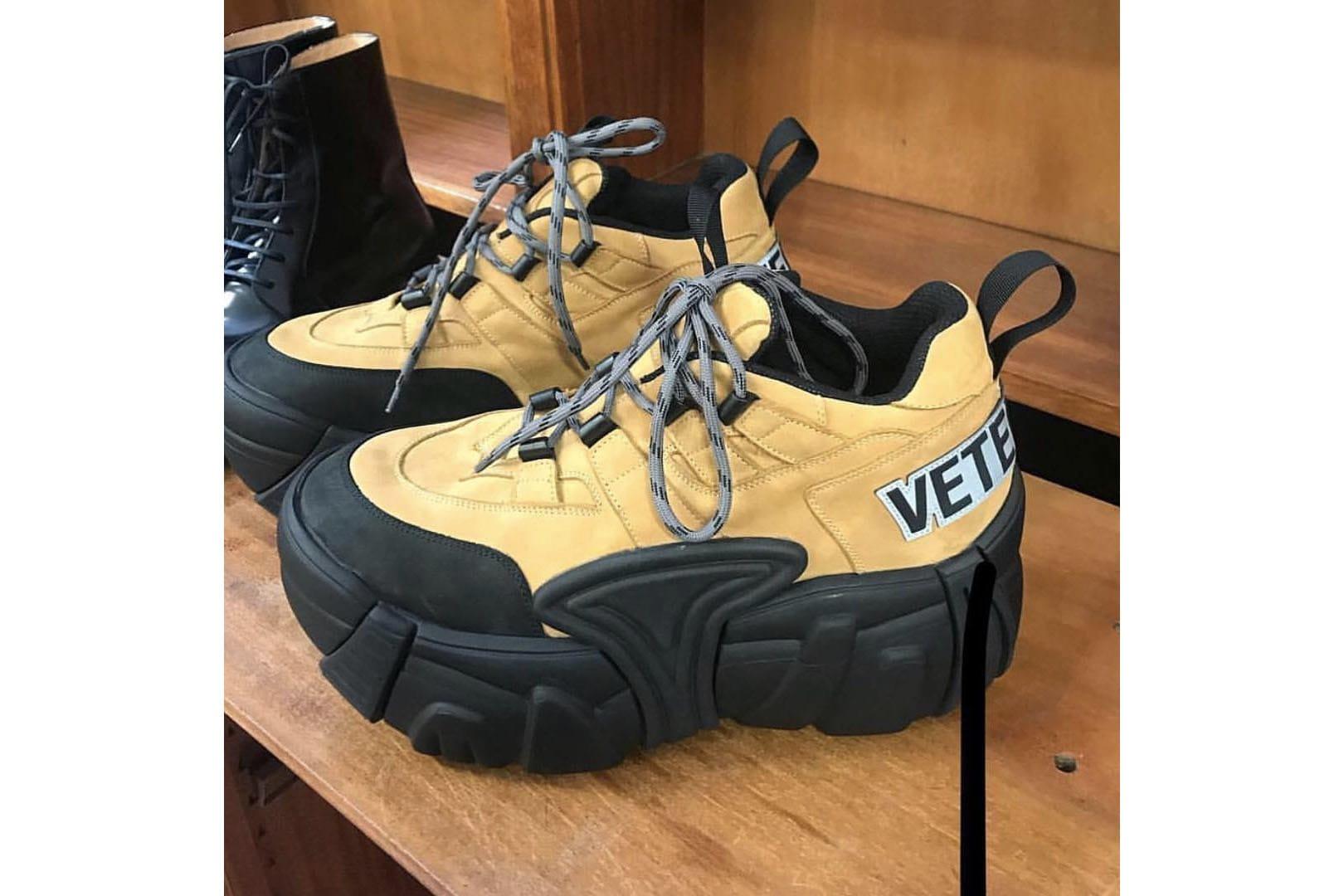 Vetements x SWEAR London Chunky Sneaker