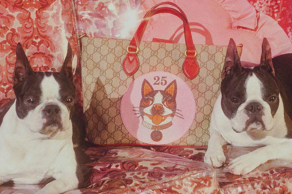 Gucci Year of Dog Chinese New Year 2018 Lookbook