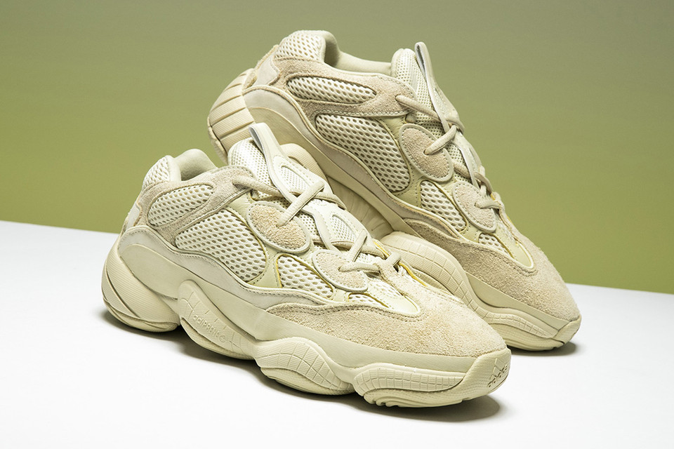 a95f67356 Where to Buy the YEEZY 500 Super Moon Yellow | HYPEBAE