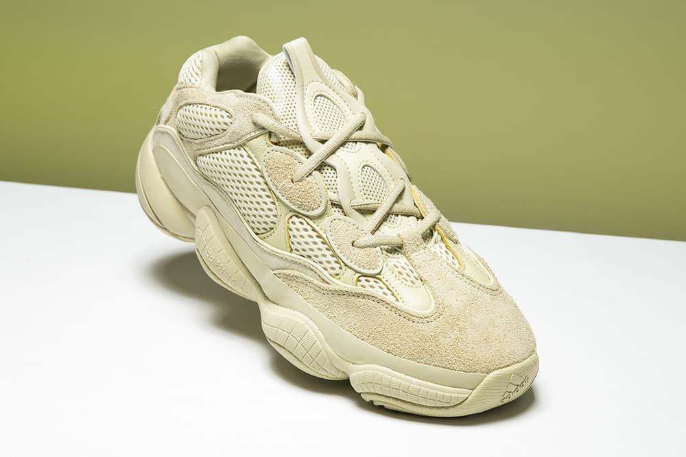 3046c4a8c1dbf YEEZY desert rat 500 super moon yellow sneakers adidas where to buy stadium  goods