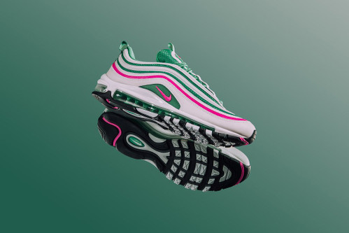733153473d The Nike Air Max 97 Gets a Summery