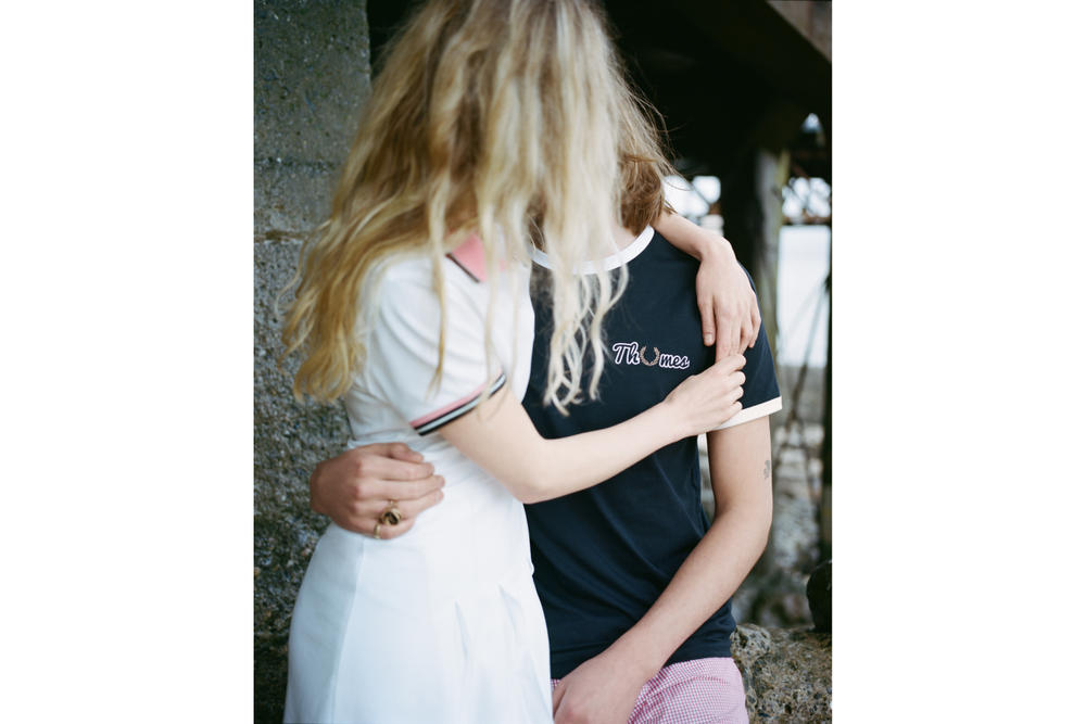Thames x Fred Perry Spring/Summer Collection Blondey McCoy