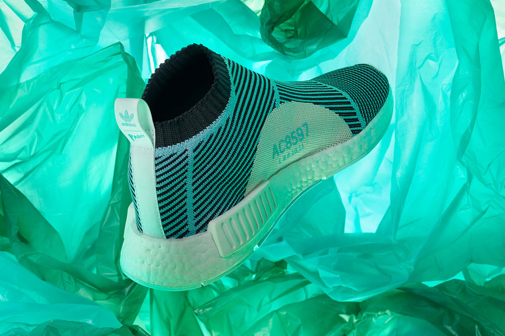 newest 81c73 5da65 Parley x adidas Originals Release New NMD CS1 | HYPEBAE