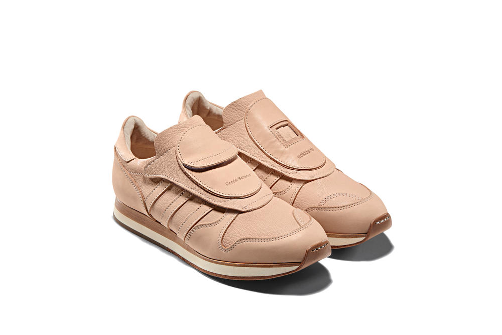Hender Scheme x adidas Originals Collaboration Leather Sneakers Silhouettes NMD Superstar