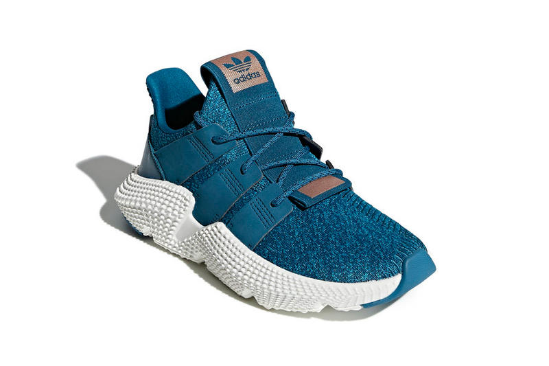 adidas Originals Prophere Real Teal Running White
