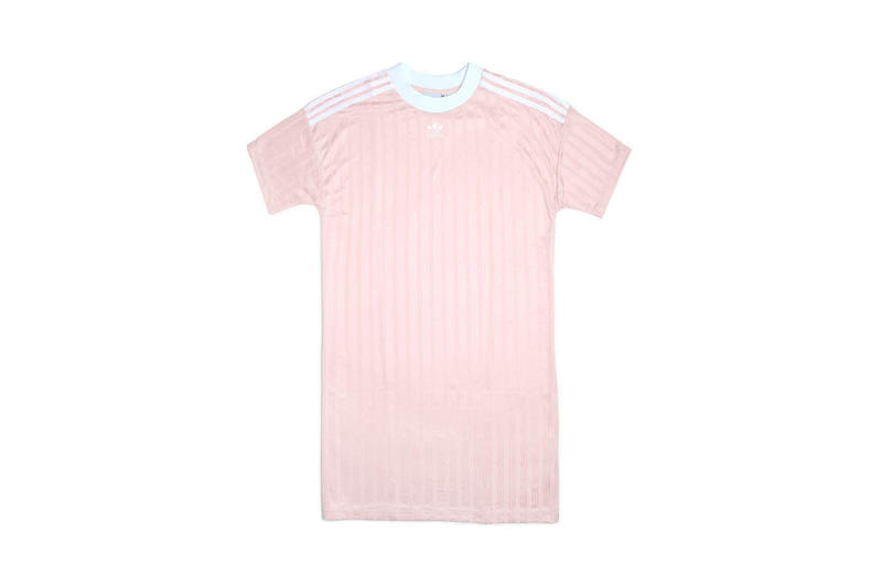 adidas Originals Trefoil Dress Blush Pink