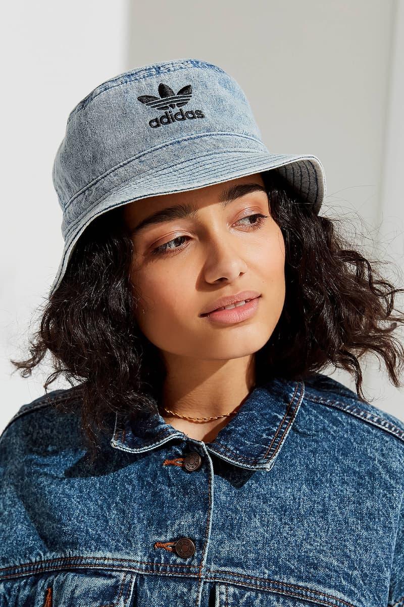f9ee5b1c adidas Originals Denim Bucket Hats and Visors | HYPEBAE