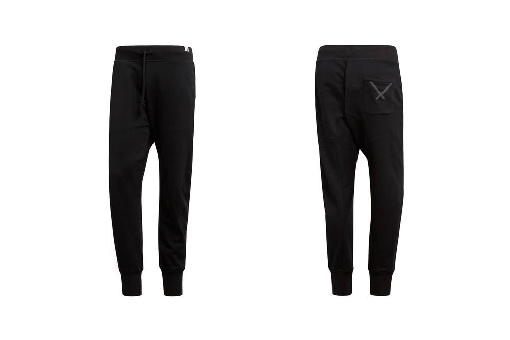 adidas Originals Spring Summer 2018 Sweatpants Black