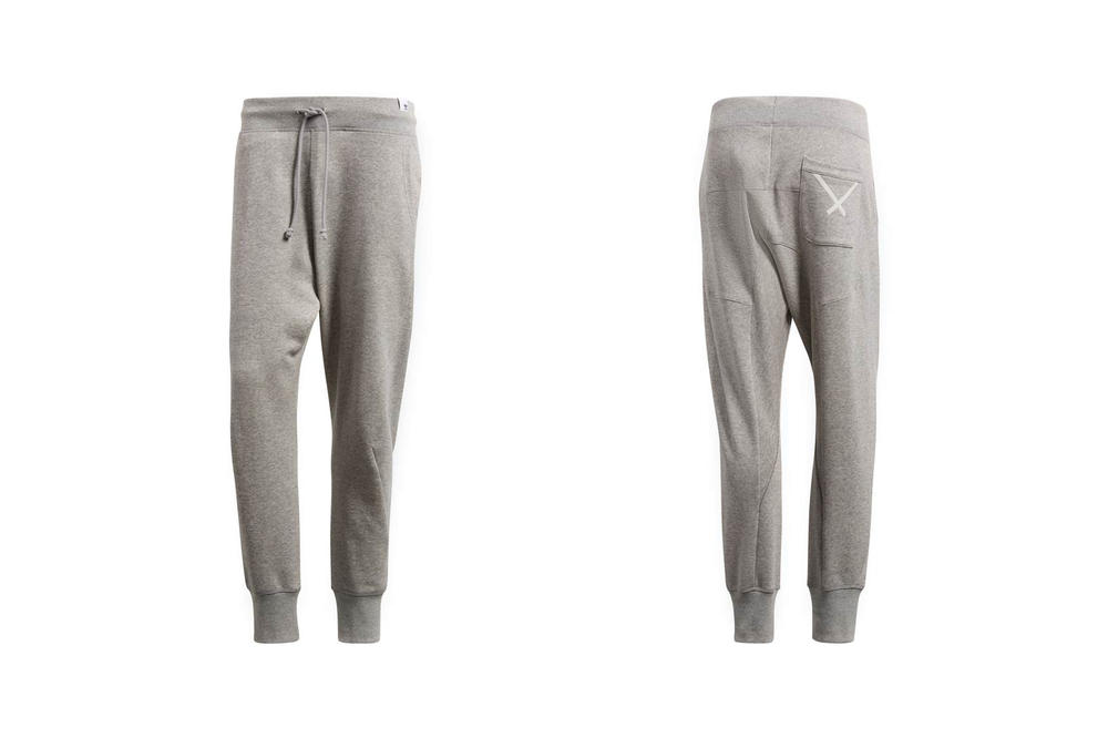 adidas Originals Spring Summer 2018 Sweatpants Gray