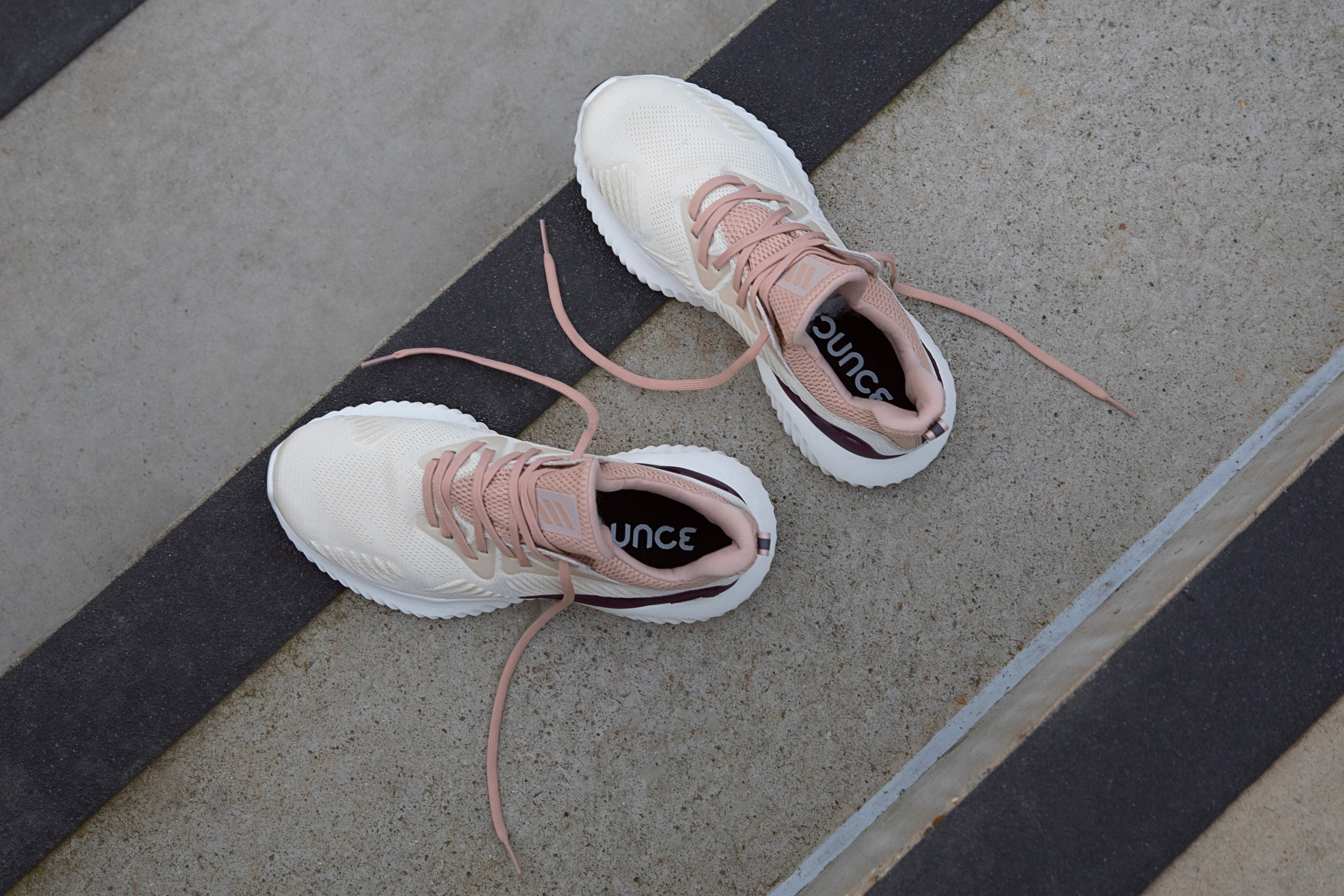 adidas alphabounce beyond pink