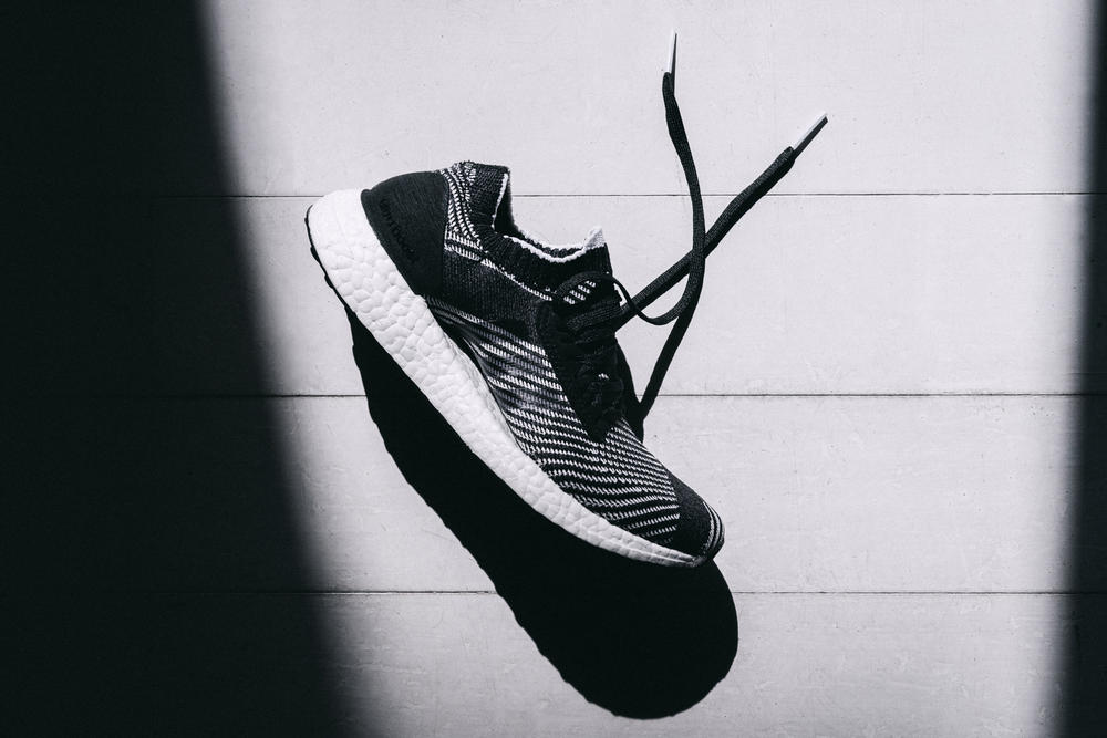 adidas ultraboost x cookies and cream national oreo day running sneaker black white