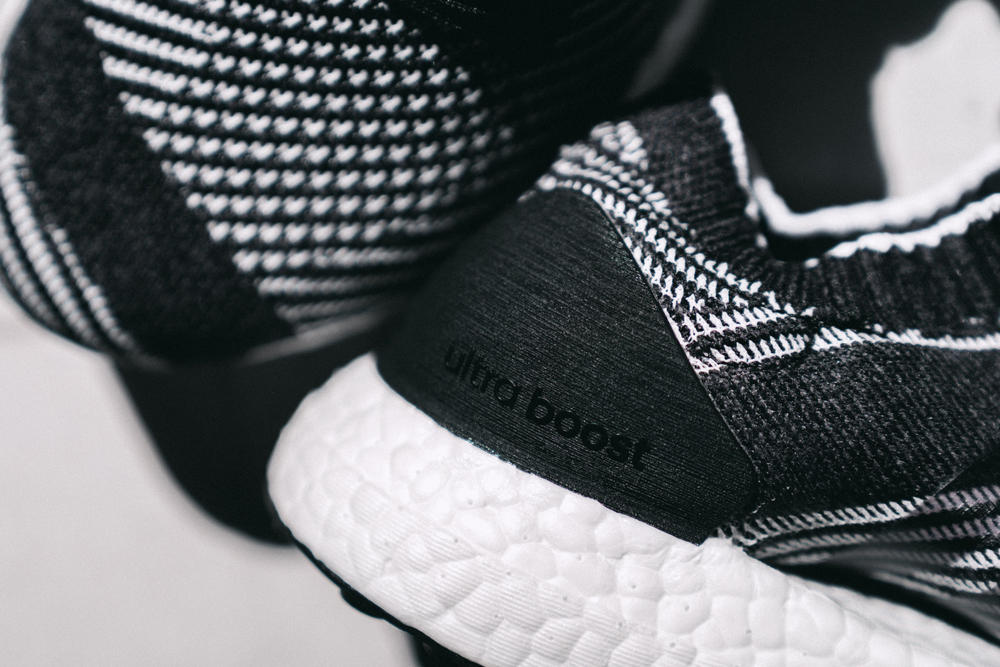 adidas ultraboost x cookies and cream national oreo day running sneaker black white closer look