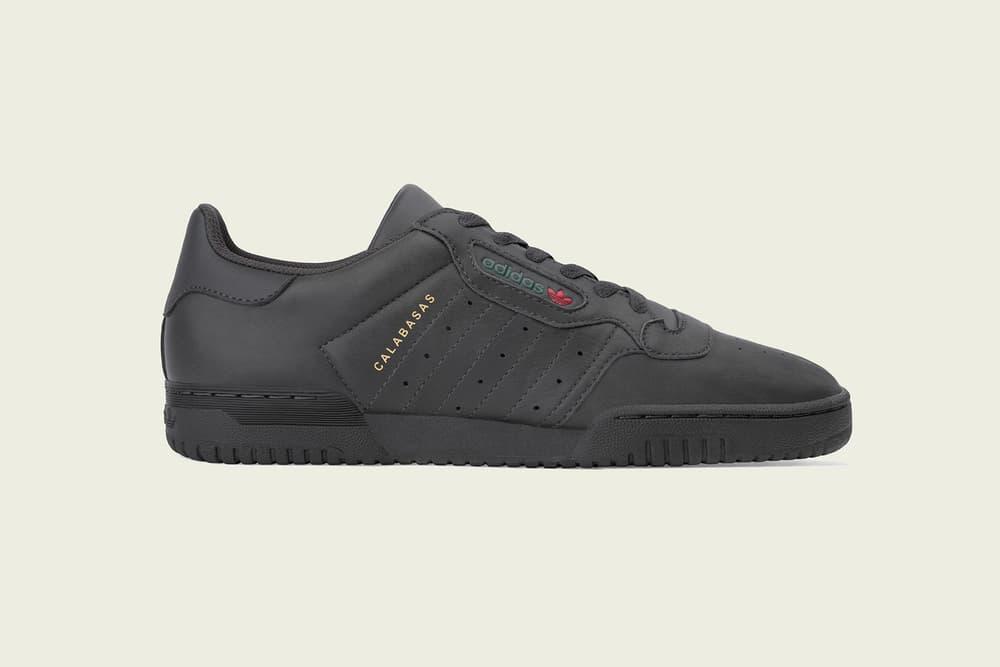adidas Originals YEEZY Powerphase Core Black