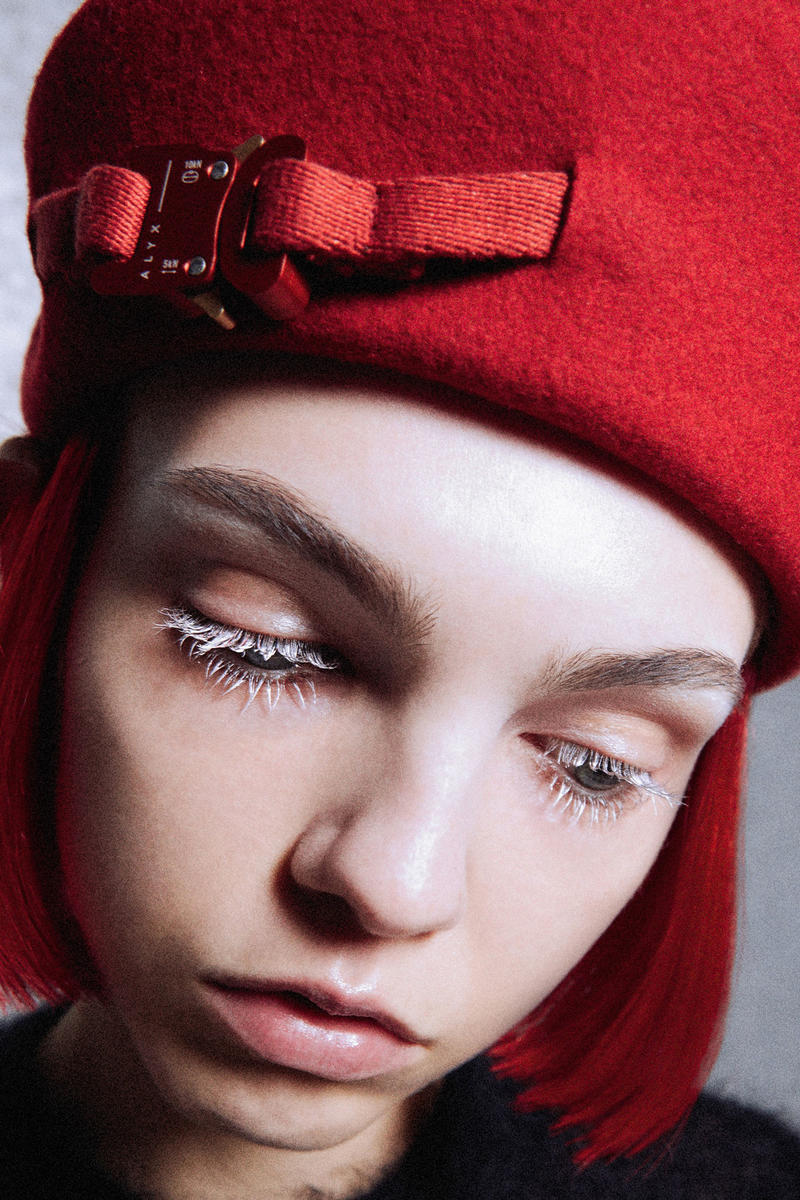 ALYX Fall 2018 Collection Utility Hat Red