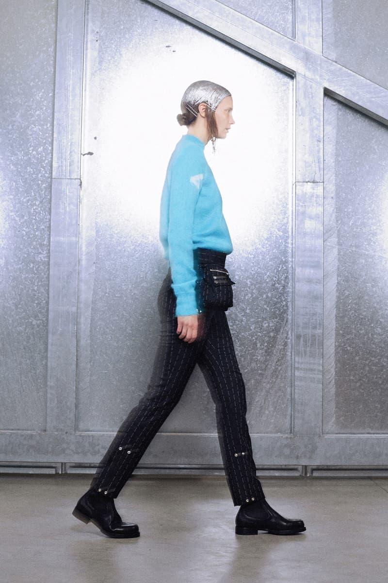ALYX Fall 2018 Collection Jacket Denim Pants Blue Black