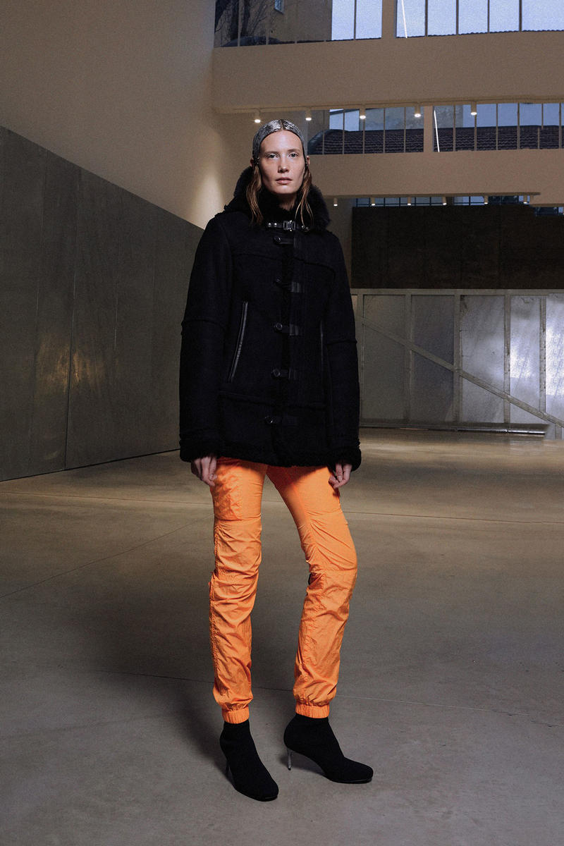 ALYX Fall 2018 Collection Jacket Pants Black Orange