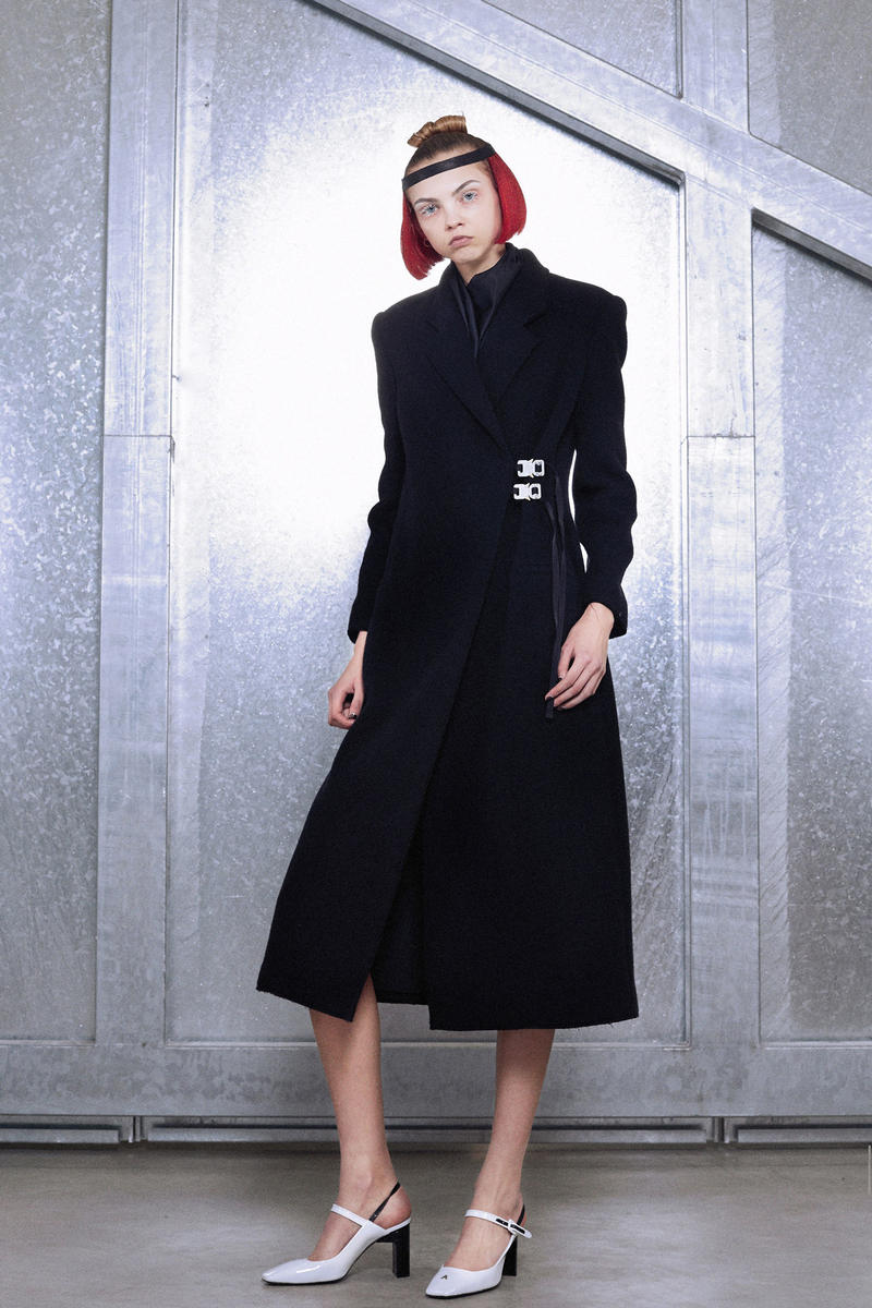 ALYX Fall 2018 Collection Jacket Black