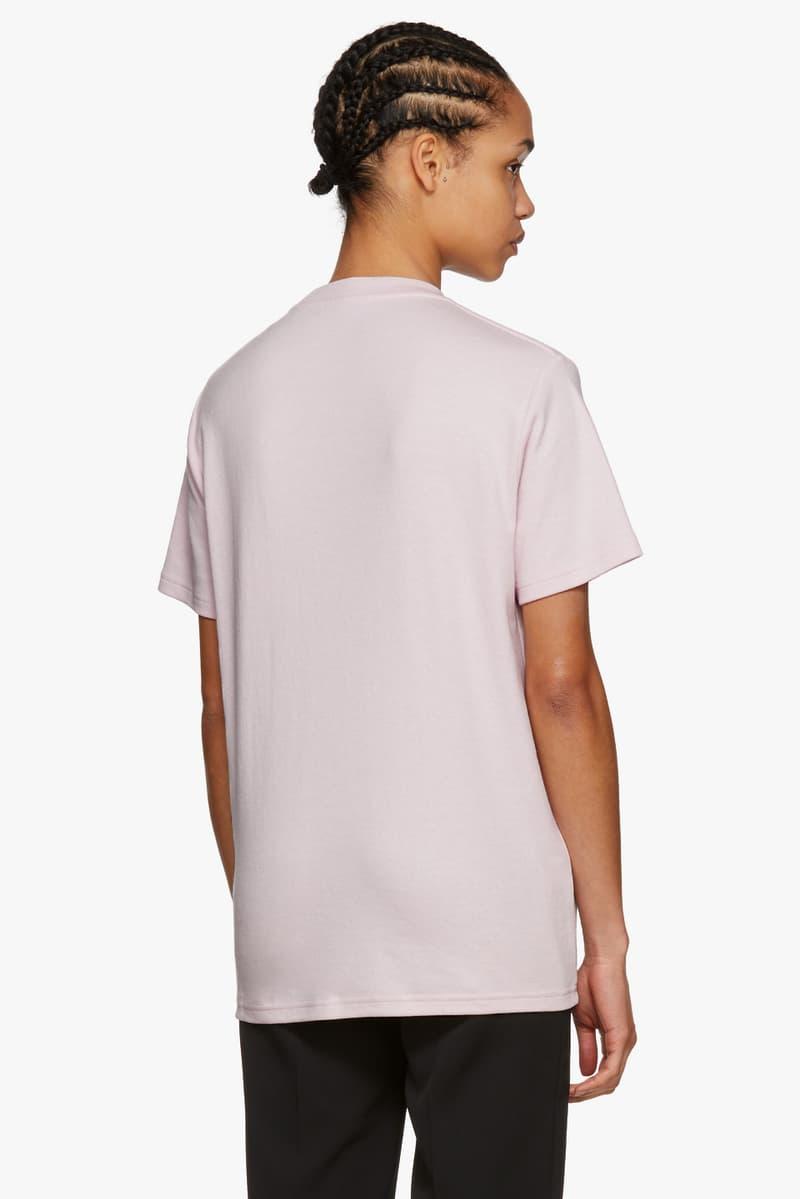 alyx pink shirt powerpuff girls cartoon network nike air max plus matthew williams back view rear