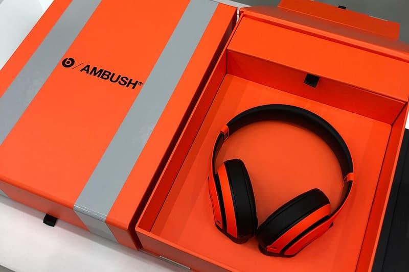 yoon ambush beats by dre collaboration headphones music technology