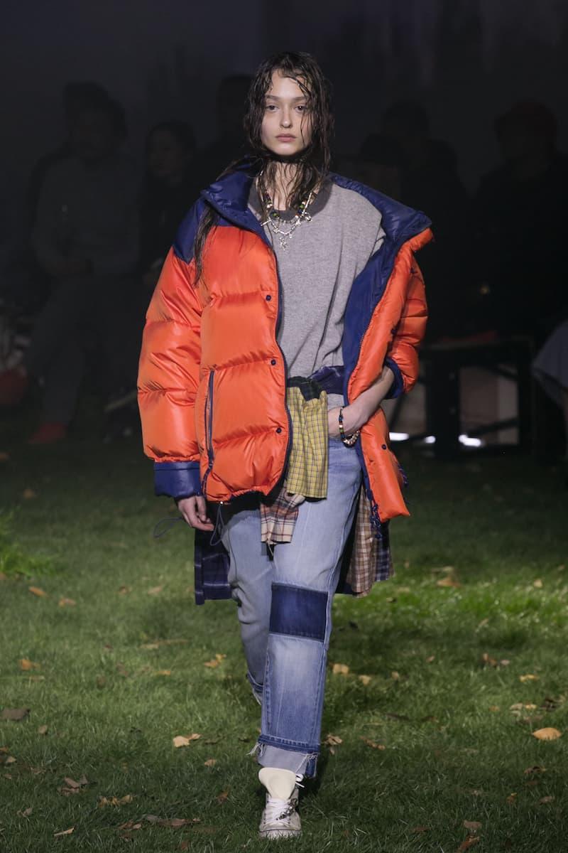 AMBUSH Fall Winter 2018 Tokyo Fashion Week