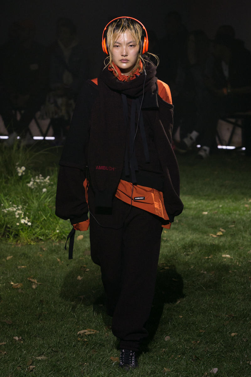 AMBUSH Fall Winter 2018 Tokyo Fashion Week