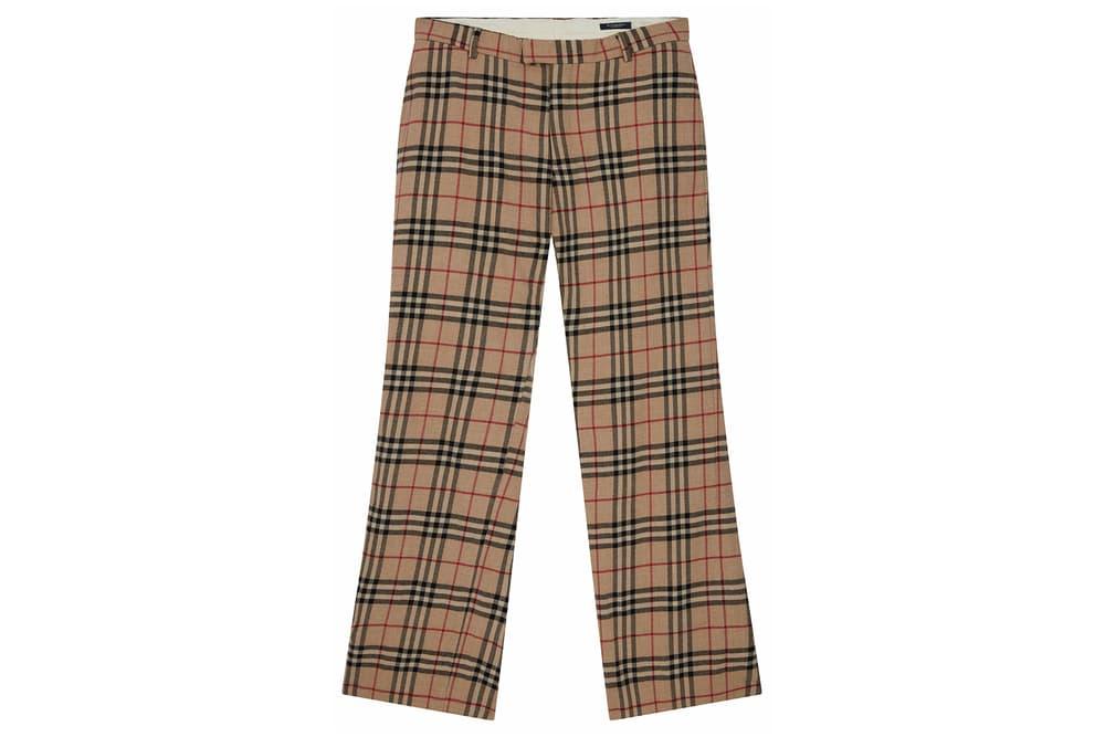Burberry Vintage Nova Check Pants Asos marketplace price release