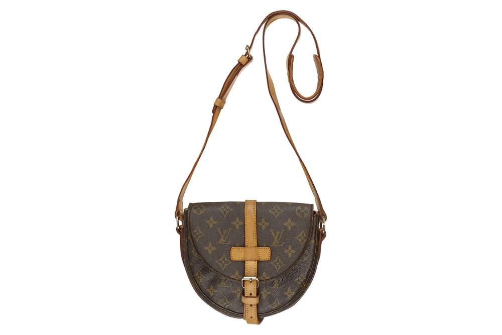 Louis Vuitton LV Vintage Bag Handbag Designer Crossbody Second Hand