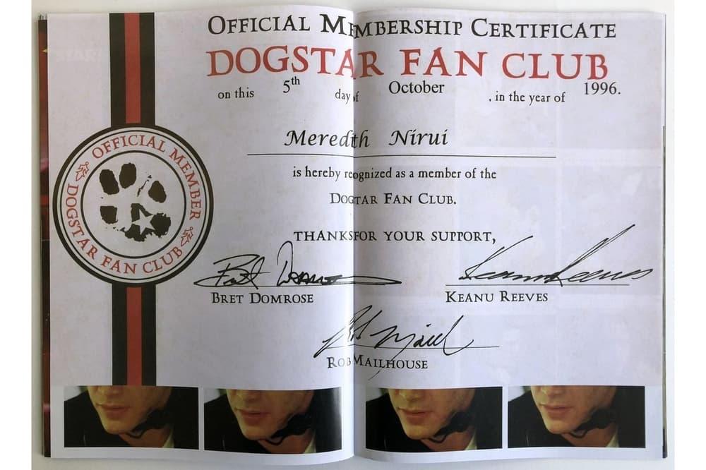 ava nirui avanope idea my keanu reeves fanzine merch avanope dogstar fan club