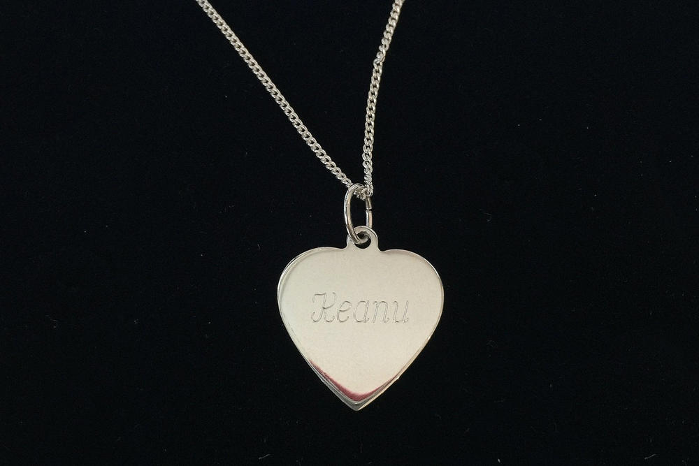 ava nirui avanope idea my keanu reeves fanzine merch avanope necklace silver engraved