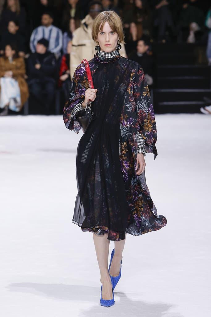 Balenciaga Fall/Winter 2018 Paris Fashion Week Demna Gvasalia Menswear Women's Wear Runway Show Layer Charity Donation Collection
