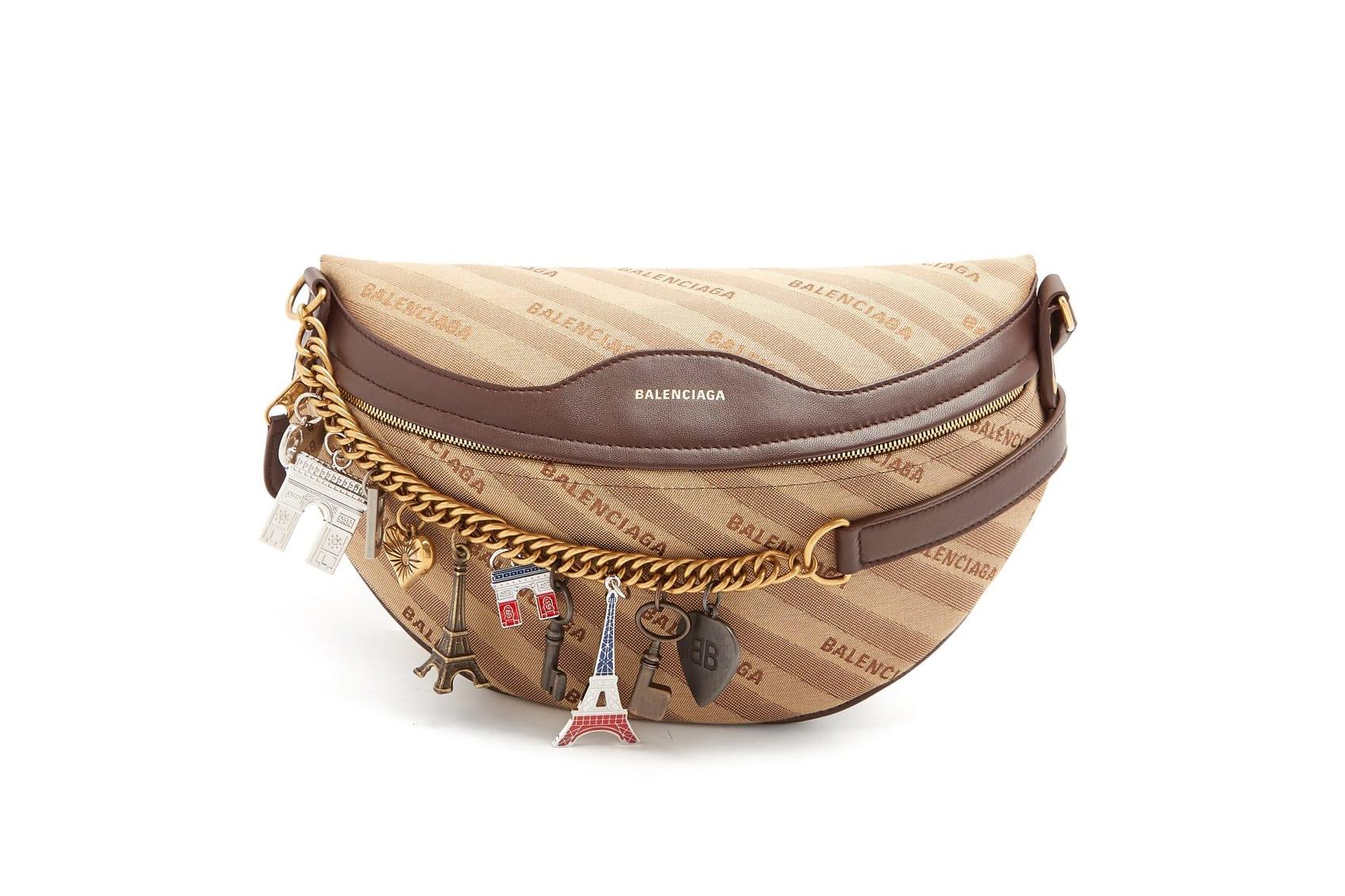 Balenciaga Paris Charm Souvenir Handbag