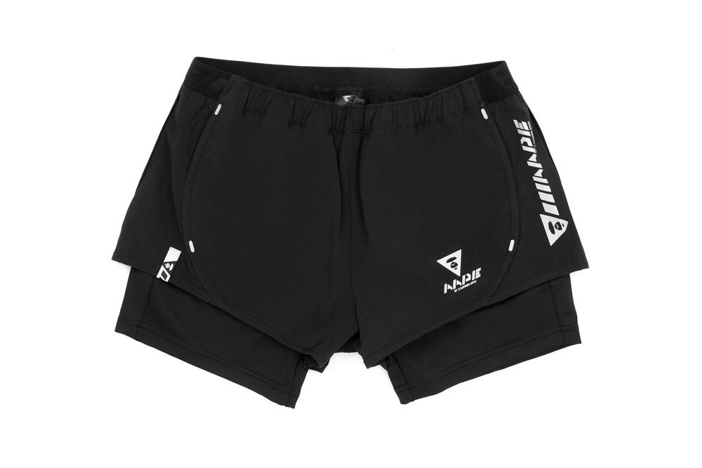 AAPE by A Bathing Ape AAPE+ Women's Athleisure Line Shorts Black