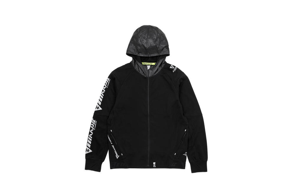 AAPE by A Bathing Ape AAPE+ Women's Athleisure Line Jacket Black