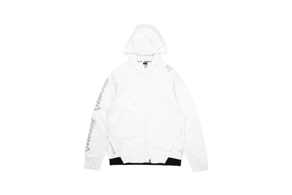 AAPE by A Bathing Ape AAPE+ Women's Athleisure Line Jacket White