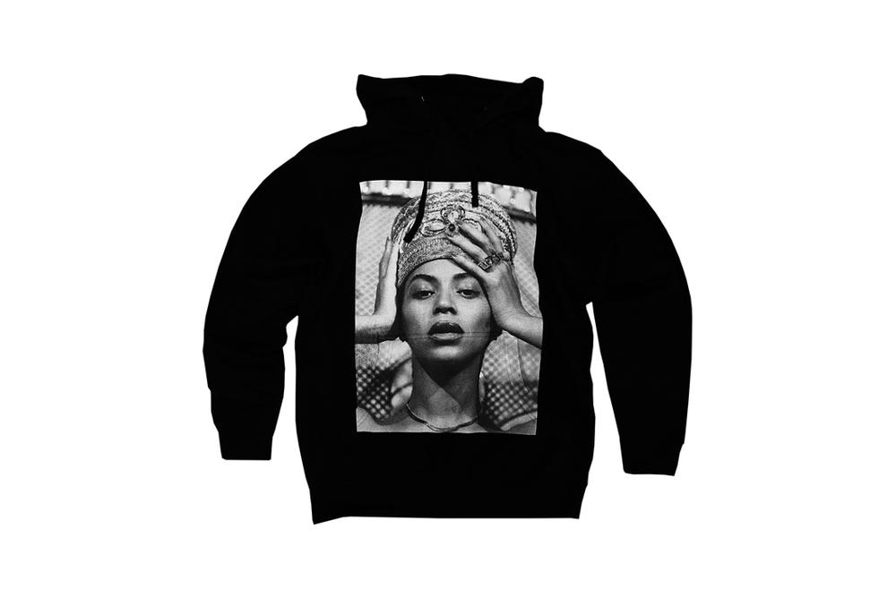 Beyonce Nefertiti Spring 2018 Merch Collection Hoodie Black