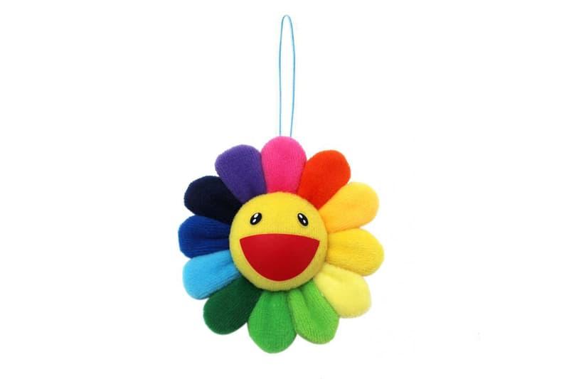 Takashi Murakami Superflat Plush Toys Flower