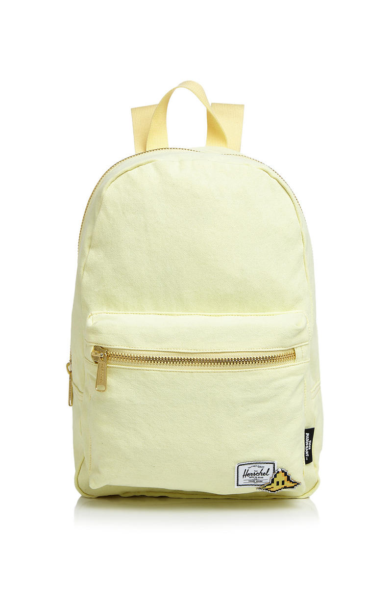 Bloomingdale's x Nintendo National Gamer Day Capsule Collection Herschel Supply Backpack Yellow