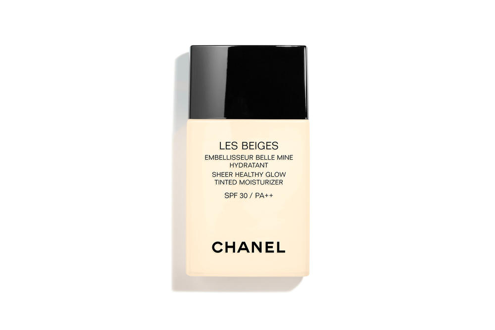 Chanel Beauty LES BEIGES Sheer Glow Tinted Moisturizer