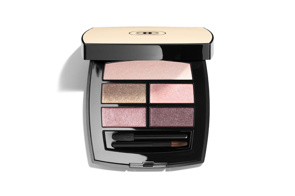Chanel Beauty LES BEIGES Healthy Glow Natural Eyeshadow Palette Light